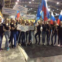 церемония открытия чемпионата России по кикбоксингу